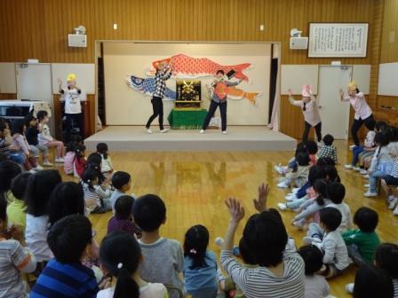 2子どもの日劇