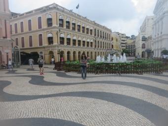 世界遺産セナド広場