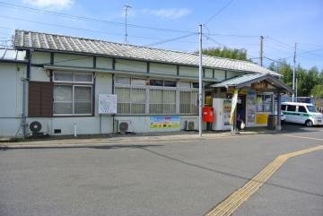 久留里駅駅舎