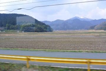 山口県はガードレールが黄色