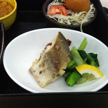 白身魚のレモングラス風味焼き トートマンプラー