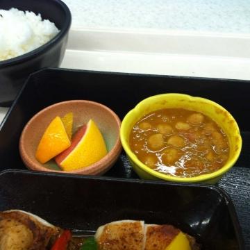 ひよこ豆のいカレー チャナマサラ