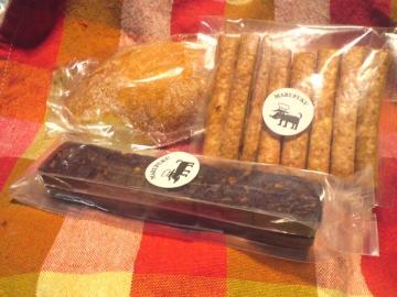 雑穀ハニーキューブ・チーズクッキー