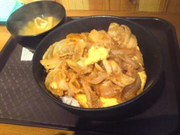 理想の生姜焼き丼