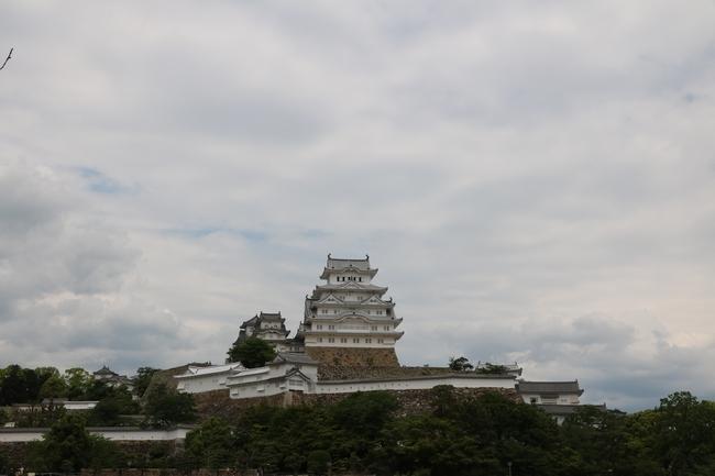 姫路城しょこら家と共に 048