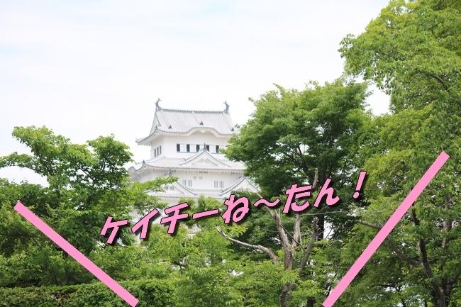 姫路城しょこら家と共に 027