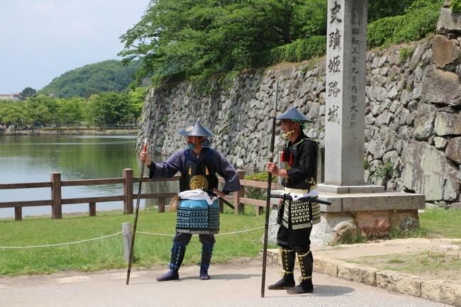 姫路城しょこら家と共に 083