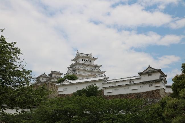 姫路城しょこら家と共に 057