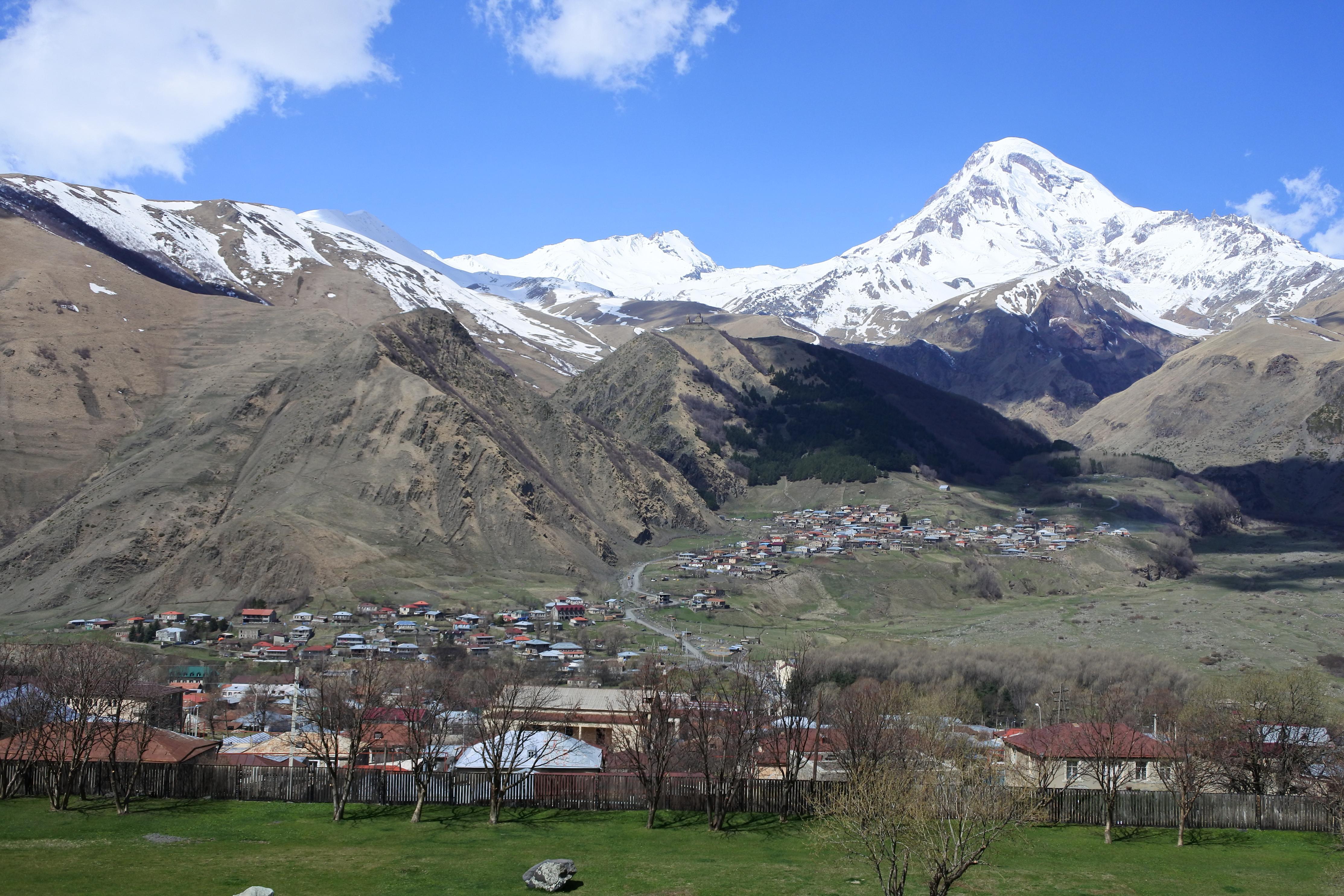 Georgia Kazbegi