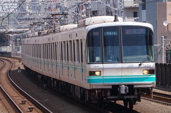 2017-04-29 メトロ9114F 急行日吉行き