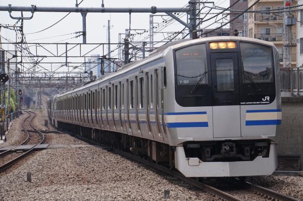2017-04-29 横須賀線E217系クラY-30編成 エアポート成田