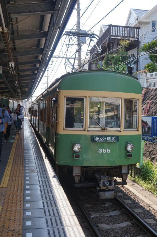 2017-04-29 江ノ電305F 藤沢行き1