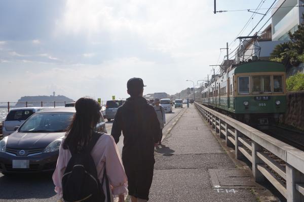 2017-04-29 江ノ電305F 藤沢行き2