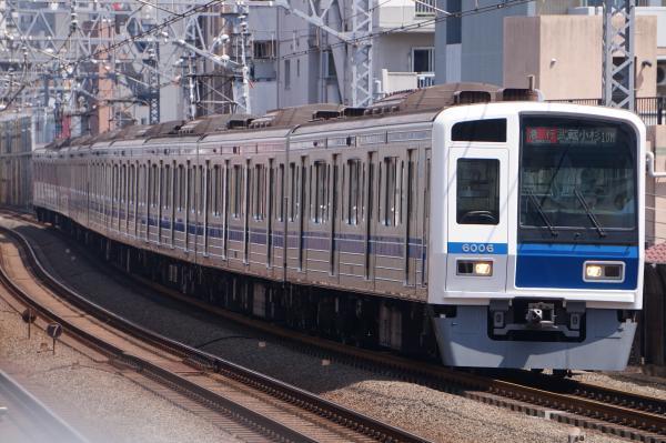 2017-04-29 西武6106F 急行武蔵小杉行き