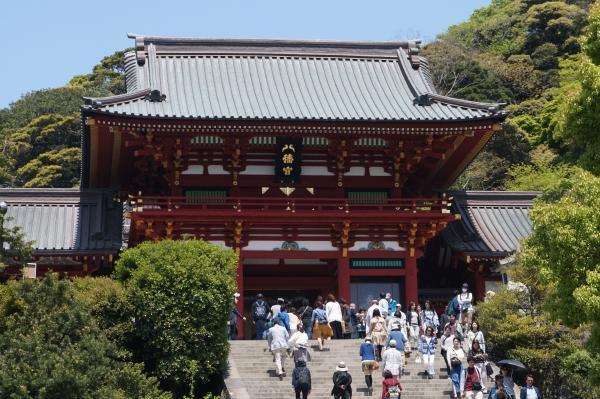 2017-04-29 鶴岡八幡宮2