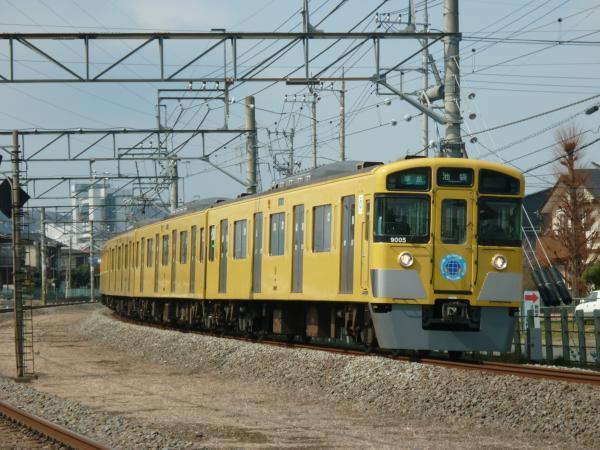 2014-03-09 西武9105F 準急池袋行き