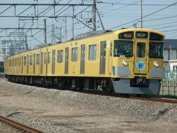 2014-03-28 西武9105F 急行池袋行き1 2138レ