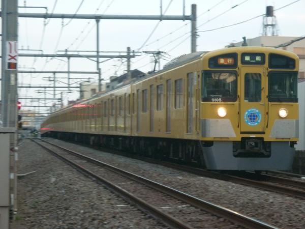 2014-05-01 西武9105F 急行飯能行き