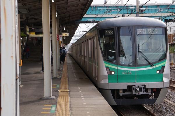 2017-05-03 メトロ16106F 各駅停車取手行き