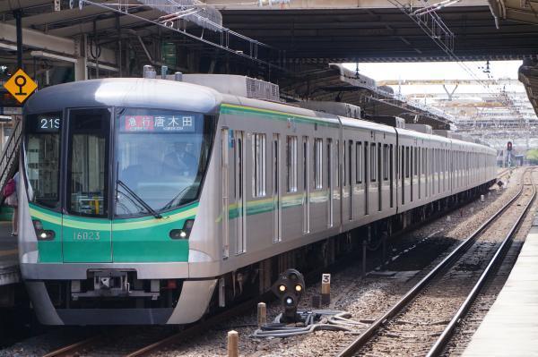 2017-05-03 メトロ16123F 急行唐木田行き