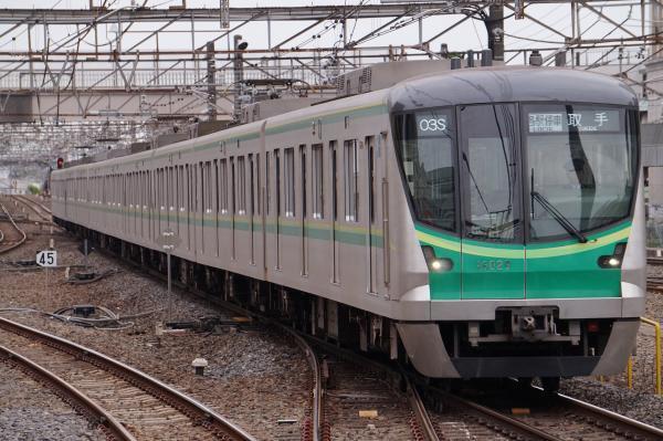 2017-05-03 メトロ16129F 各駅停車取手行き