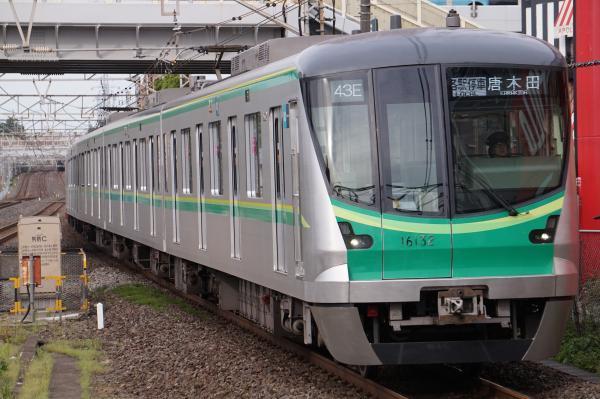 2017-05-03 メトロ16132F 各駅停車唐木田行き
