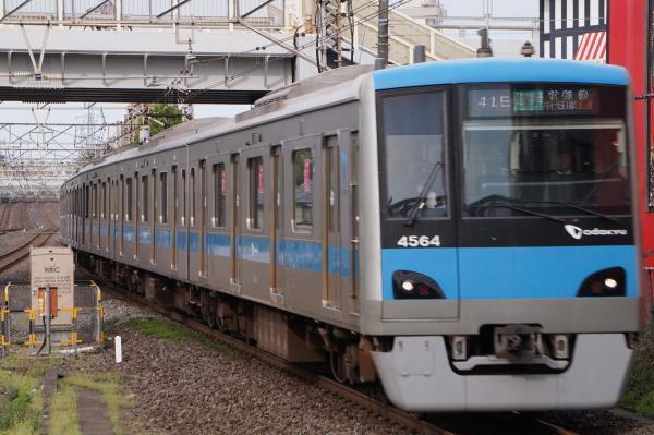 2017-05-03 小田急4064F 各駅停車代々木上原行き