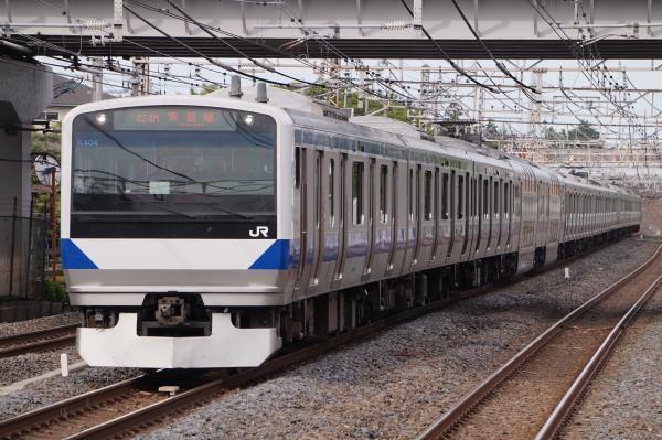 2017-05-03 常磐線E531系カツK404編成 上野行き