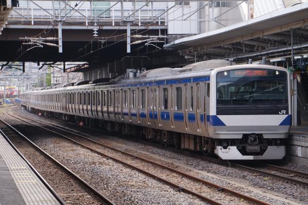 2017-05-03 常磐線E531系カツK467編成 特別快速土浦行き