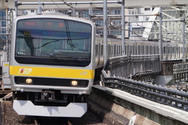 2017-05-03 総武線E231系ミツB11編成 千葉行き