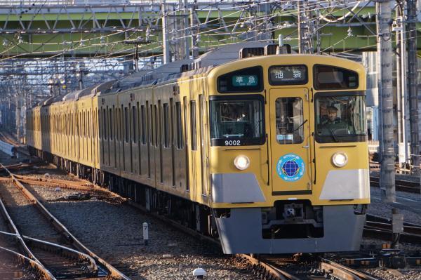 2016-11-03 西武9102F 準急池袋行き 4134レ