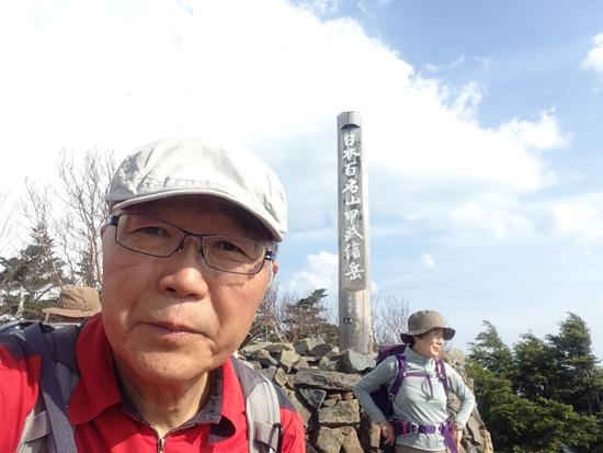 17053012甲武信ヶ岳