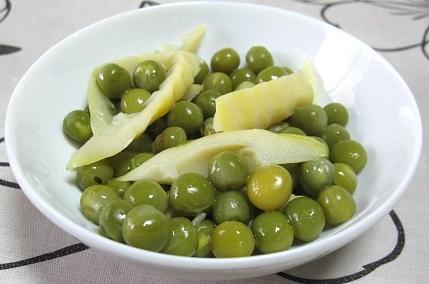 エンドウ豆5