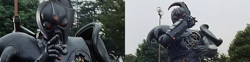 戦隊 ヒーロー ジェットマン ブラックコンドル やられ ピンチ