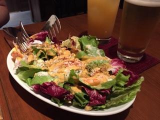 リザラン特製サラダ