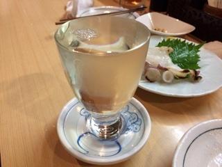 日本酒(冷)