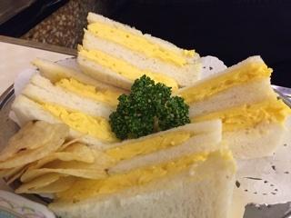 玉子サンドウィッチ