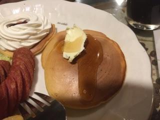 BRANCHのパンケーキ