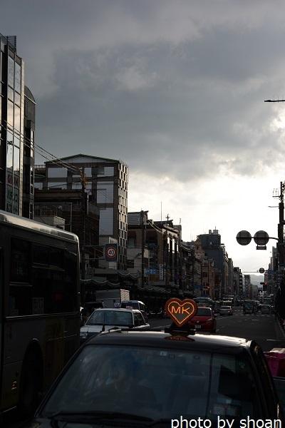 170619京都四条通り