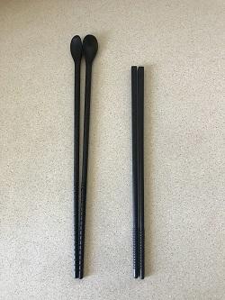 1シリコン菜箸