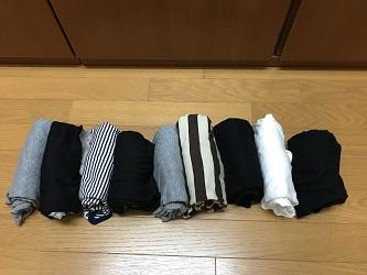 長袖Tシャツ1
