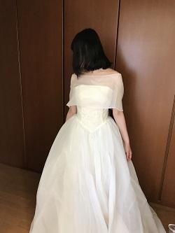 ウエディングドレス6
