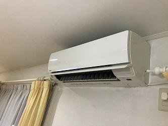 エアコンのクリーニング5