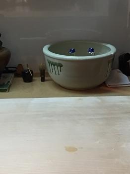 0516注文した炭酸水を冷やしてる