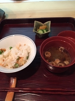 0516豆ごはんと味噌汁