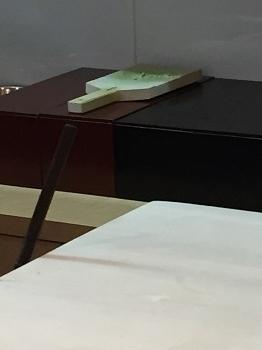 0516静岡のわさびをすった道具