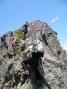 トサカ9岩稜ルート