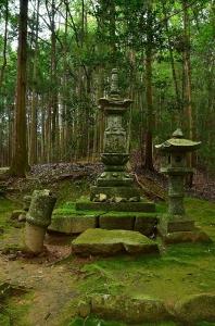嘯岳禅師の墓