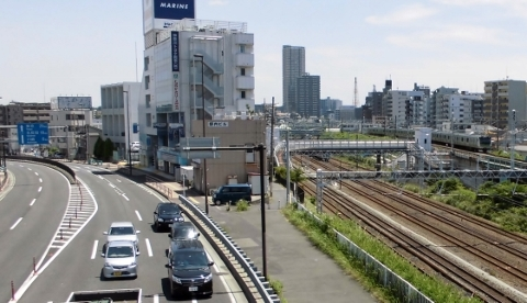 12鉄道道路