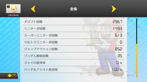 マリカ8DX対戦プレイレコード100戦目2